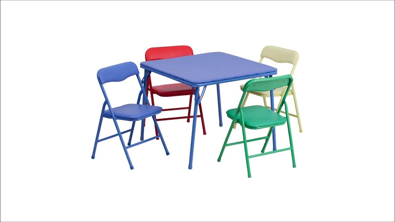 Folding Tables Kidsu0027 Tables @ Z Furniture Alexandria Virginia