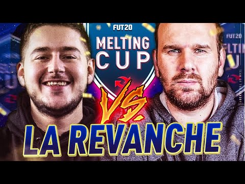 ROBERT87000 VS YOMAX - MATCH ALLER MELTING CUP ! FIFA 20