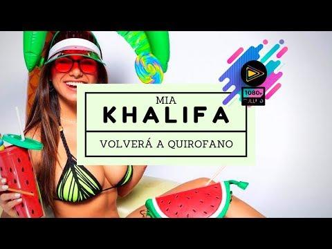 Mia Khalifa 👙se operará el pecho otra...