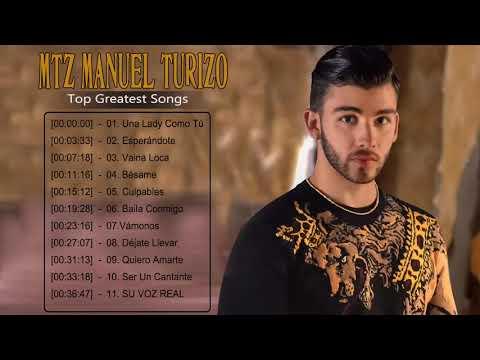 Las Mejores Canciones De MTZ Manuel Turizo  FULL ALBUM 01