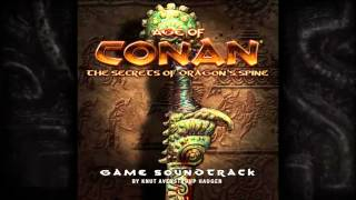 Age Of Conan: The Secrets Of Dragon's Spine The Dragon's Spine