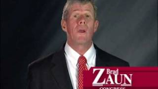 Zaun for Congress - If You Believe TV Ad