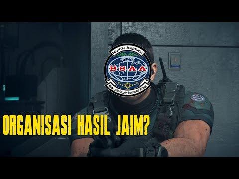 APA ITU BSAA? | Resident Evil Indonesia