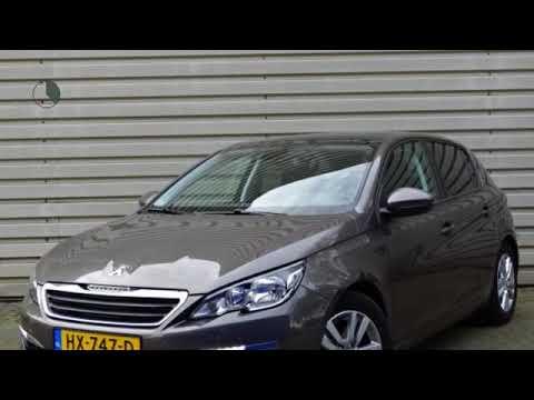 Peugeot 308 1.6E-HDI 120 5-D BLUE LEASE EXECUTIVE 14% |NAVIGATIE|CLIMA|
