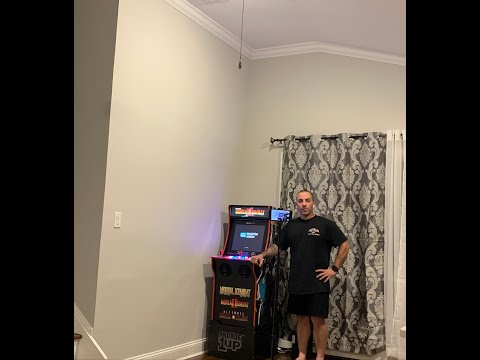 Arcademodup Arcade1up Mame Mortal Kombat from bigpete405