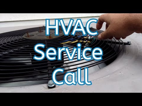 No Cooling Service Call | Wallace, NC