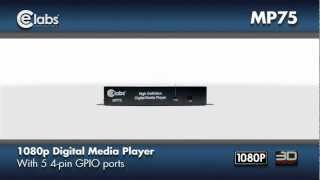 MP75 1080p Stand-Alone Digital Media Player