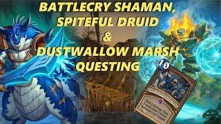 Spiteful Druid / Dustwallow Marsh: Part I