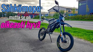 The most nimble electric moped on the market