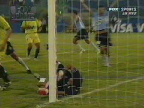 ROCHA FC 3- LIGA DE QUITO 2