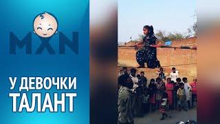 Маленькая девочка из Индии с большим талантом! (Смотреть видео онлайн HD)(Умничка. В такой стране зарабатывать талантом - это достойно уважения!... О проекте: Подарите себе минутку..., 2015-11-07T10:33:50.000Z)