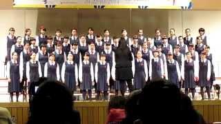 第三十三屆校際歌唱比賽---嘉諾撒聖心中學
