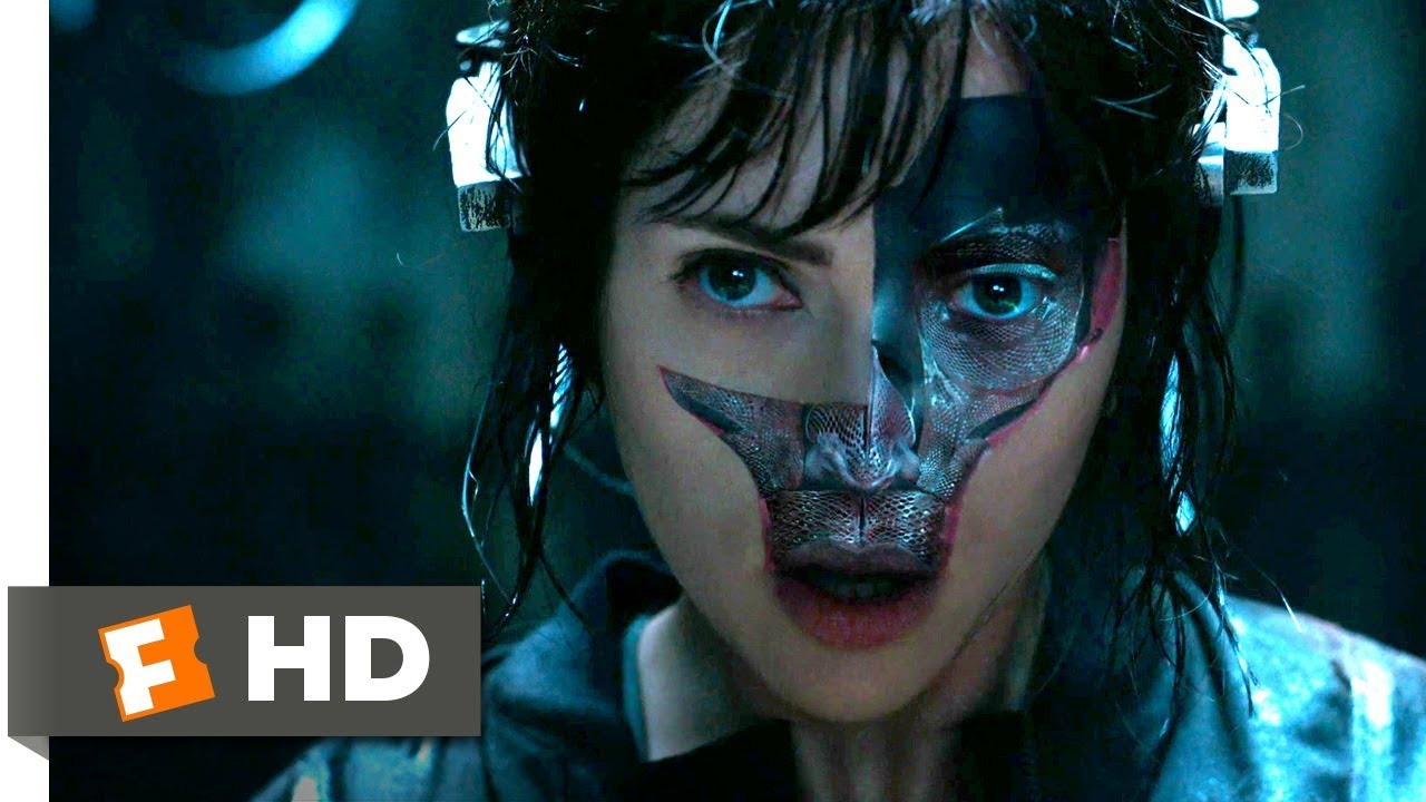 Ghost In The Shell 2017 The Ghost Is Yours Scene 6 10 Movieclips Youtube