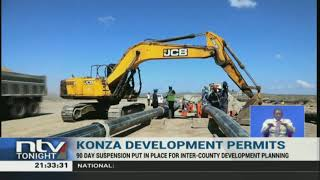 Machakos, Makueni and Kajiado suspend issuance of development permits