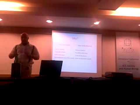 My Presentation in Rome