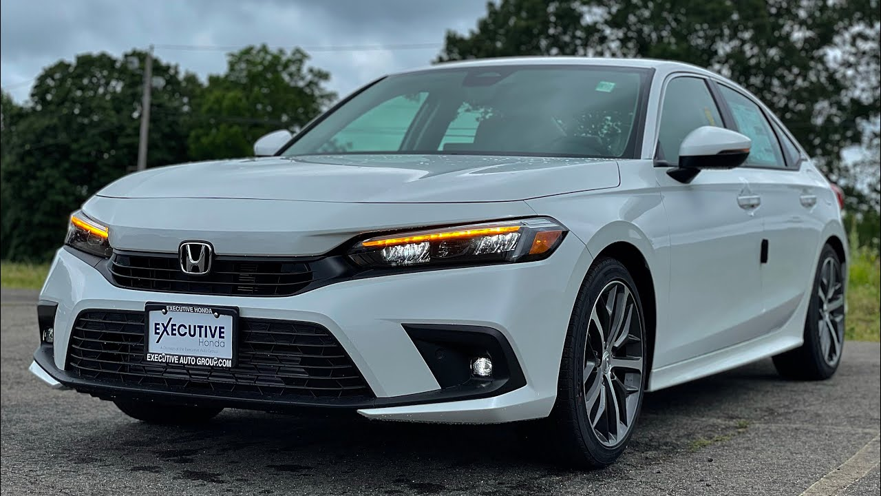 2022 Honda Civic Touring - Ultimate In-Depth Look in 4K