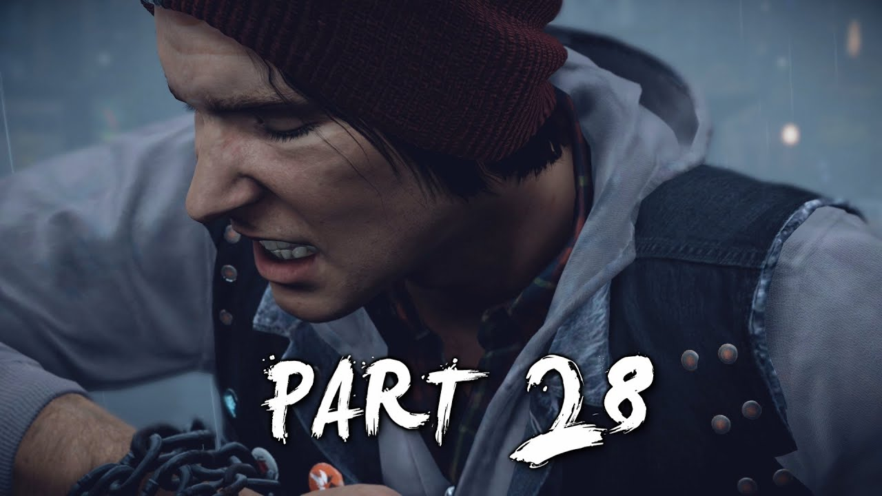 Infamous Second Son Gameplay Walkthrough Part 28