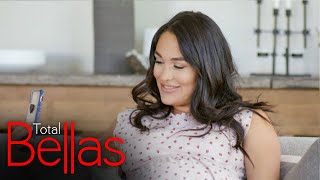 Brie talks to Bryan about her stress over Nikki and Artem going to L.A.: Total Bellas, Dec. 17, 2020