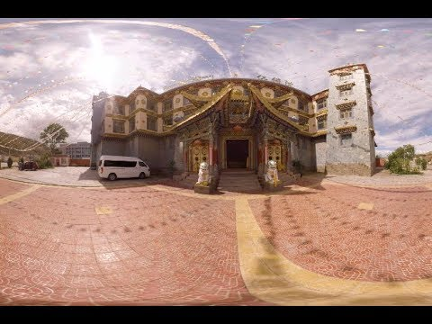 Tibetans in China: Qinghai Province (360 VIDEO)