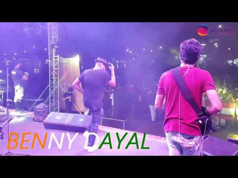 BENNY DAYAL LIVE AT COLLEGE FEST | COKE STUDIO CAMPUS |BEFIKRE | BANG BANG | ACCOMBLISS