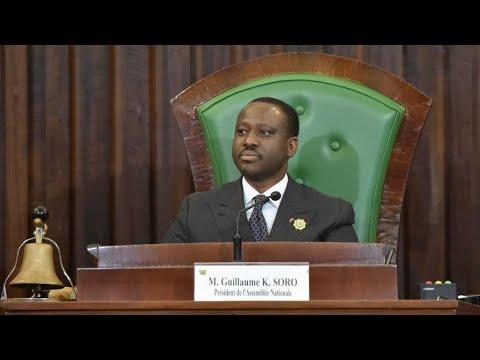Guillaume Soro, candidat à la présidentielle ivoirienne, échappe à son arrestation