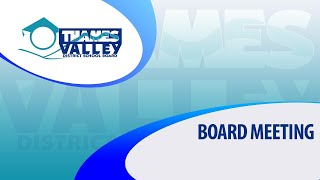 TVDSB Board Meeting August 12, 2020