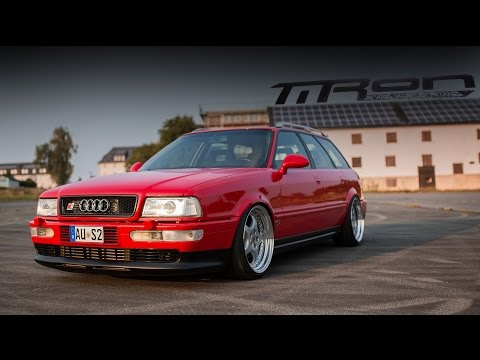 AUDI S2 AVANT | The Red Baron | Pure Sound | Frohlix Entertainment