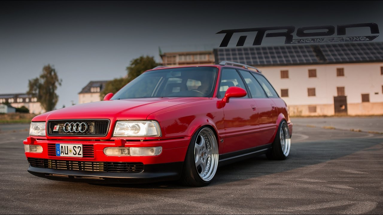 Audi S2 Avant The Red Baron Pure Sound Frohlix