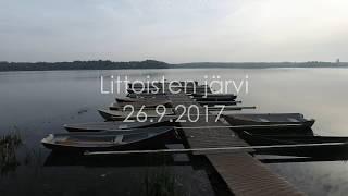 Littoisten järvi 26.9.2017
