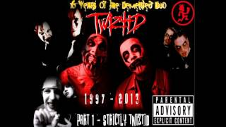 Watch Twiztid White Trash Wit Tat2s video
