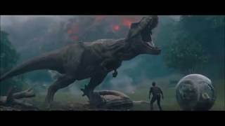 JURASSIC WORLD : THE FALLEN KINGDOM