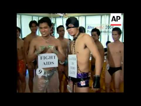 Gay Men In Beauty Pageant To Highlight HIV/AIDS Awareness