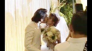 Clip độc quyền: Khởi My - Kelvin Khánh hôn nhau say đắm trong đám cưới