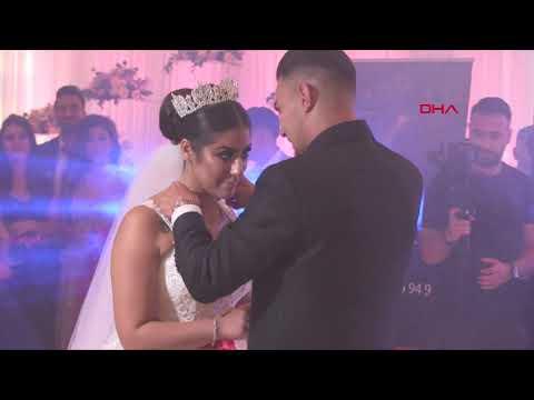 Kaan Ayhan'dan muhteşem düğün