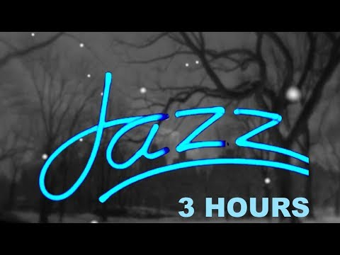 Jazz Instrumental: 3 HOURS of Smooth Elevator Music Video Playlist for Relaxing Happy Chill Out