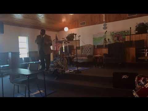 Baptismal Service Ebenezer Missionary Baptist Church October 8, 2017