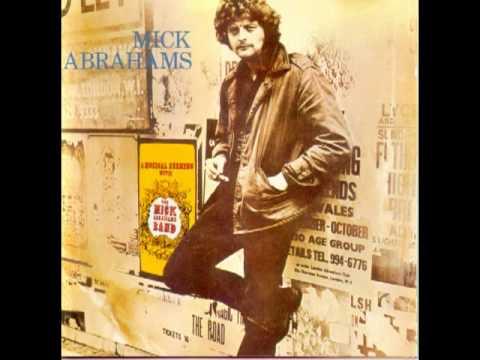 Mick Abrahams - Greyhound bus (1971)
