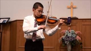 Concerto No. 5 in D Major, Op. 22, 3rd Mvt. (Rondo) by F. Seitz - violin