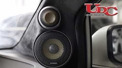 Hi-Res Audio…with Incar Studio by world champion UDC CAR AUDIO