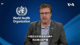 """世卫组织:新型冠状病毒疫情尚未构成""""国际关注的突发公共卫生事件"""""""