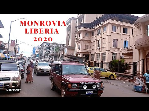 Liberia Monrovia City Becoming Clean | Monrovia Liberia 2020
