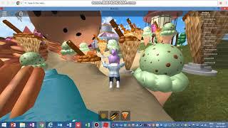 Spielen roblox in Cookie Swirl C World