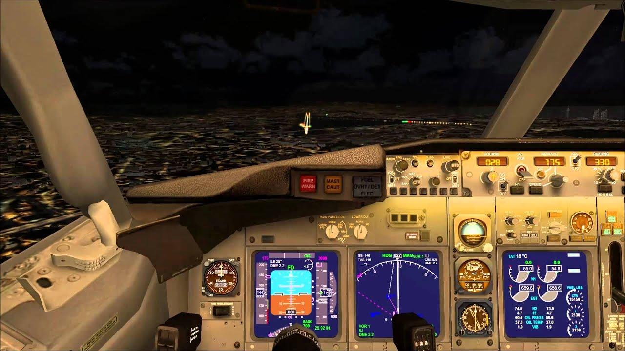 fdc live cockpit
