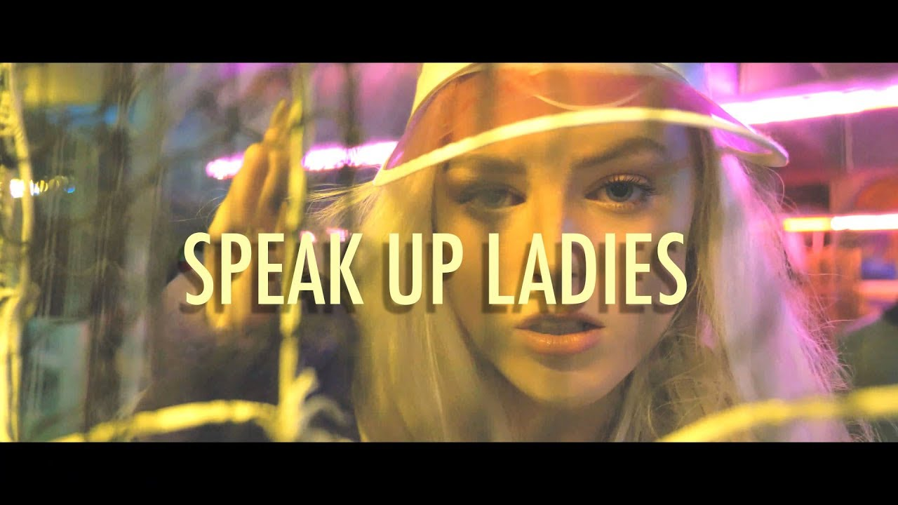 Ro Jordan - Speak Up Ladies (Official Video)