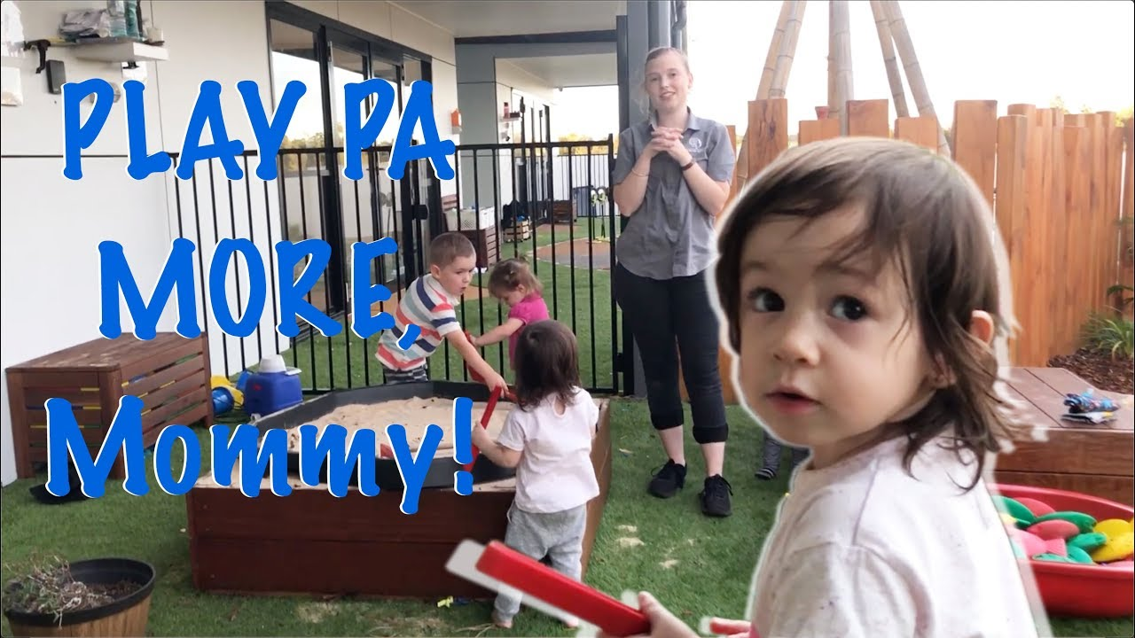 Baby Ella at Daycare - YouTube