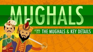 The Mughal Empire and Historical Reputation: Crash Course World History #217 Mp3