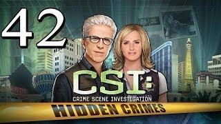 CSI: HIDDEN CRIMES WALKTHROUGH - Part 42 - Hidden Truth (iOS)