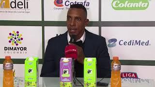 Rueda de Prensa Itagüí Leones F C  vs Atlético Nacional