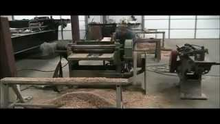 "American 24"" Wood Planer For Sale 