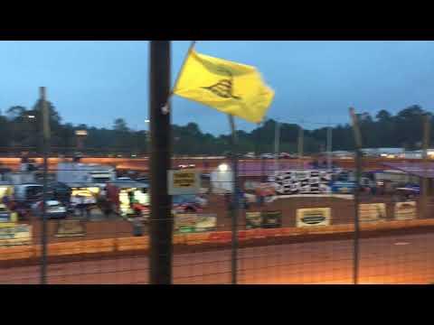 Cherokee Speedway Crate Sportsman 10/7/17
